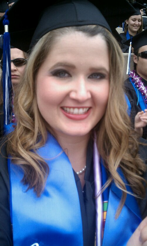 My Undergrad Graduation:  May 2011