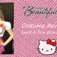 Need A Costume For Halloween?  {A Review + Shopping Tips}