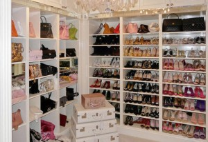 Average Fashion Blogger Closet