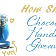 How Sweet!  A Chocolate Handbag Satchel Giveaway