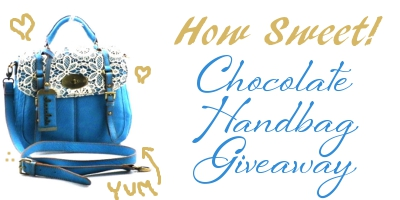 Chocolate Handbags Satchel Giveaway
