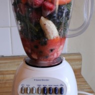 Frugal How To:  Smoothie Recipe For Healthy Meals
