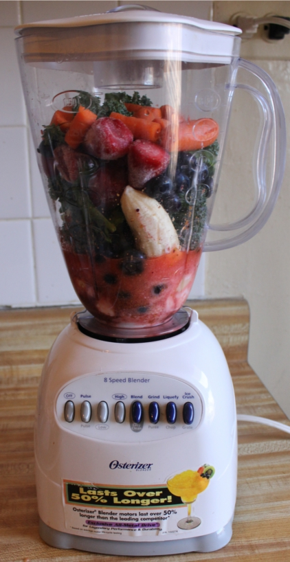 how to smoothie
