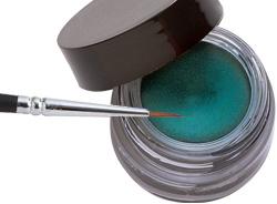 Peacock Indelible Gel Eyeliner
