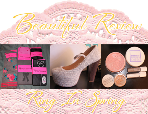 Beauty Review Spring 2012