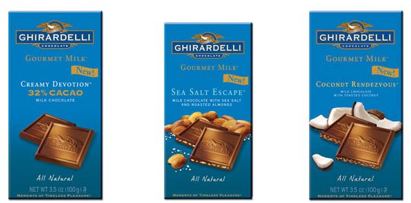 Ghirardelli Chocolate Giveaway