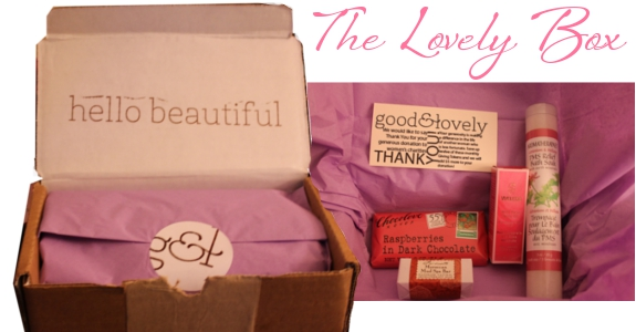 If you love Birchbox try Lovelybox