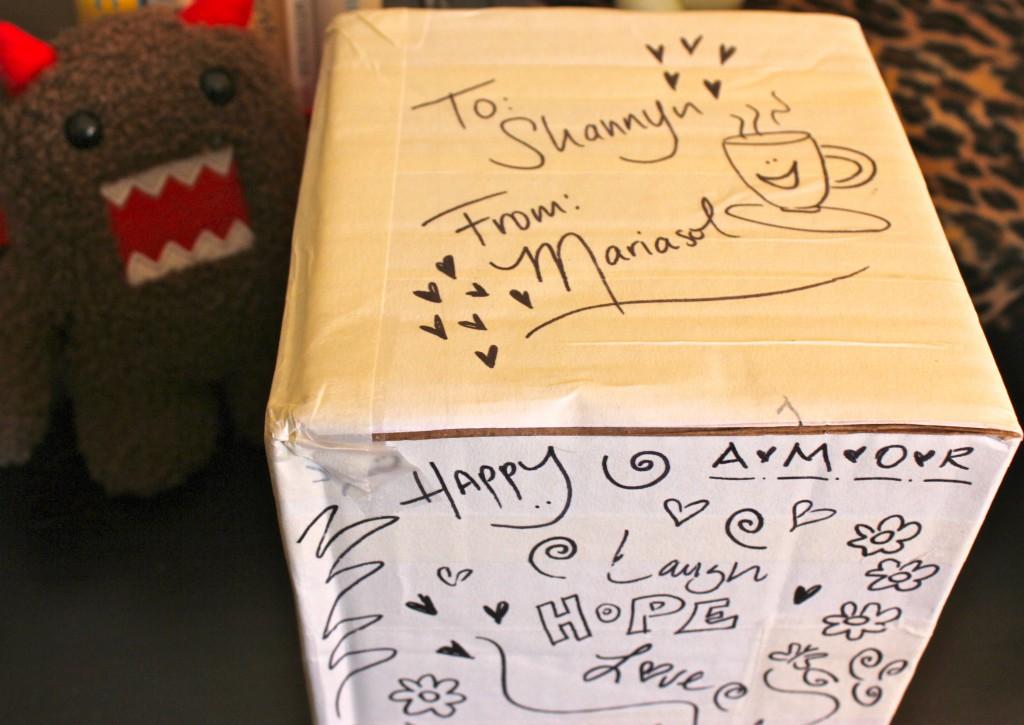 Mug Swap Box from Mariasol!