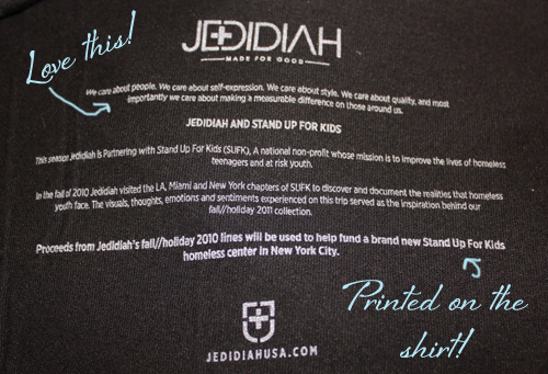 Jedidiah Clothing Review