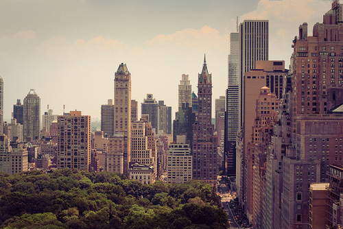 Moving to New York?