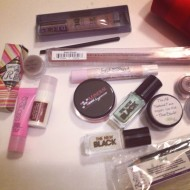 Beauty Blogger Sample Swap Reveal!
