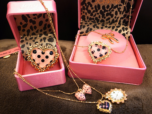 I love Betsey Johnson & get mine for cheap at Nordstrom Rack!