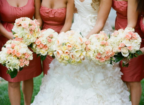 Frugal Weddings Easily Accessorize Your Bridal Party