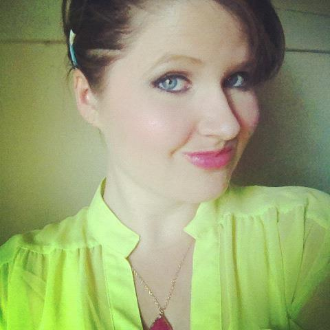 Neon shirts for summer = win