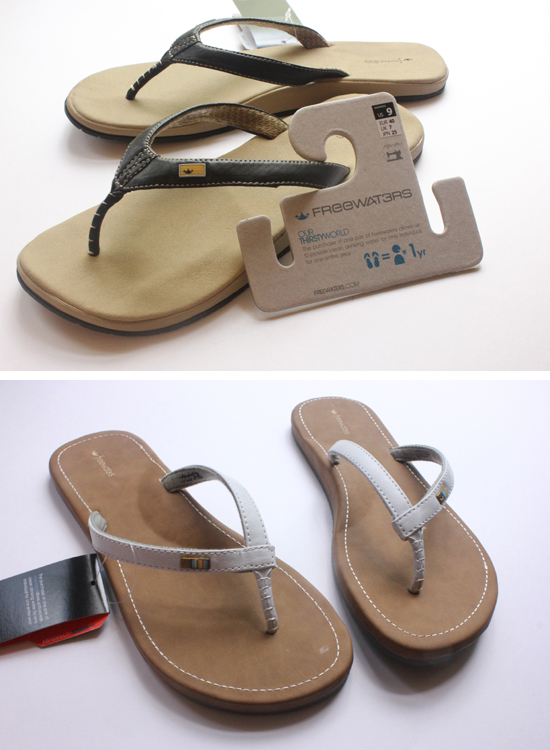 Freewaters women's sandals