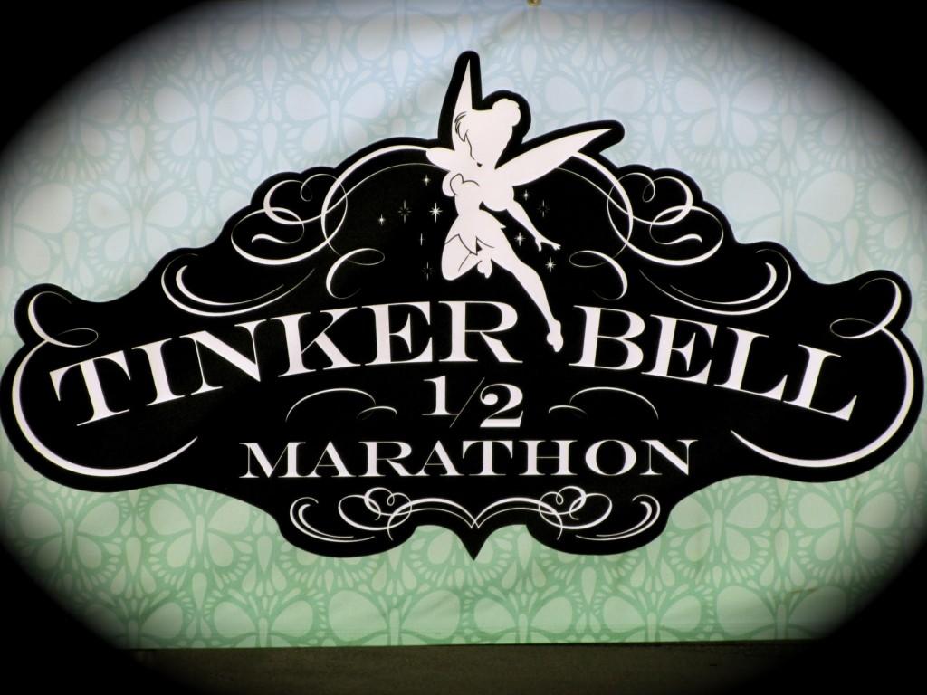 The Tinkerbell 2013 1/2 Marathon