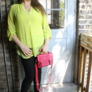 Frugal Fashion:  Summer Neons