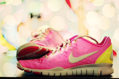 Nike Running Shoes (saving up for a new pair!)