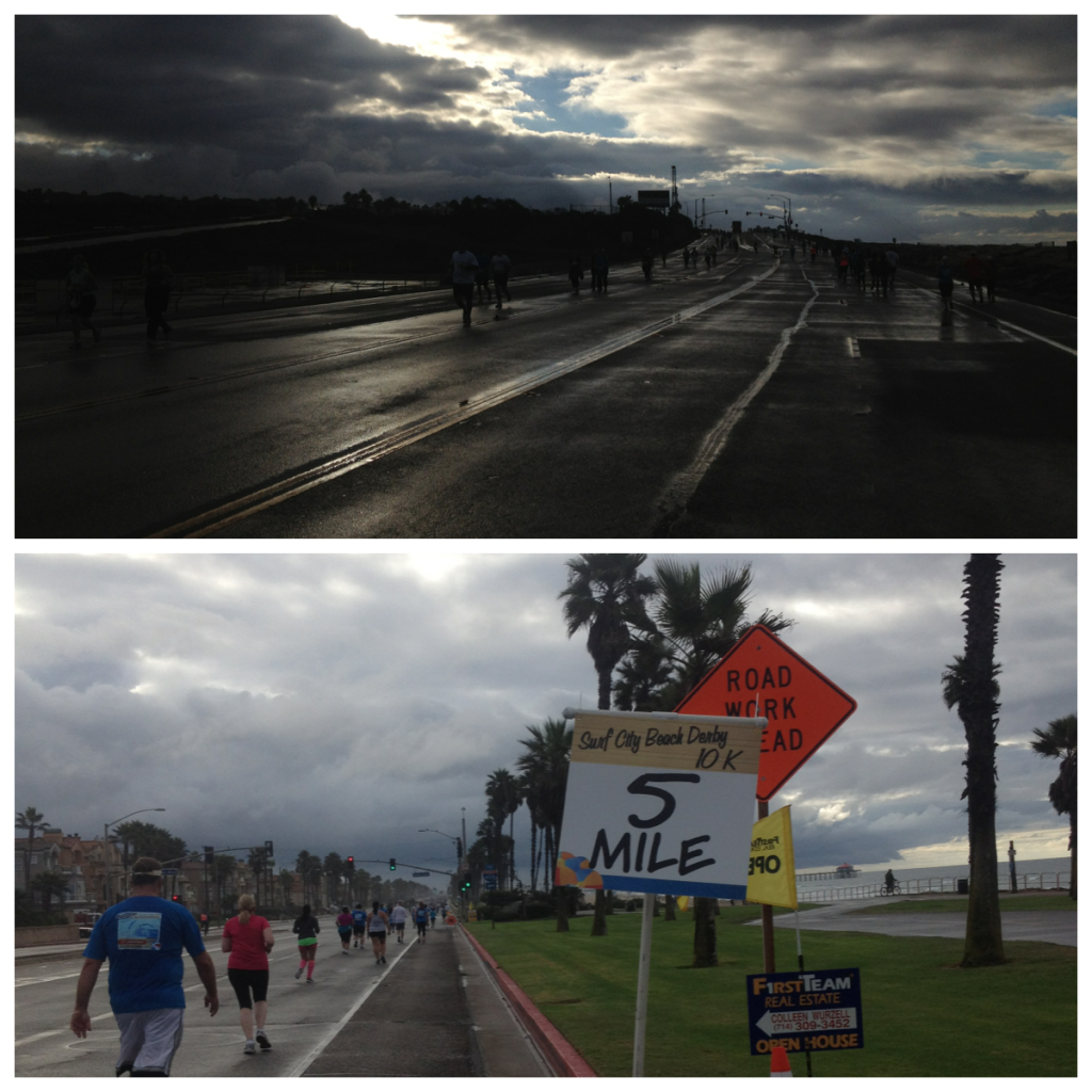 Beach Derby 10K along Pacific Coast Highway