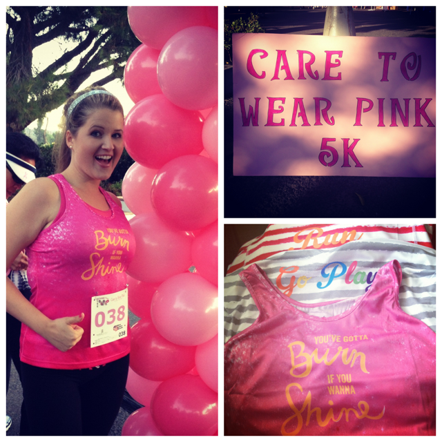 Care To Wear Pink 5k