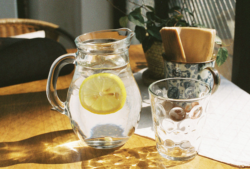 How to cut back on soda with infused waters