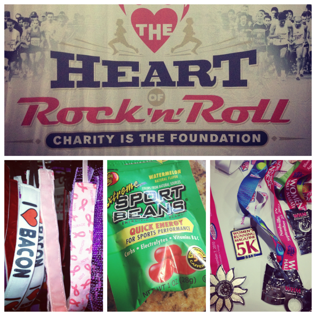Rock N Roll Half Marathon Series Los Angeles 2012