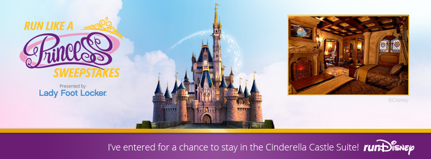 Run Like A Princess Sweepstakes  Princess Half Marathon