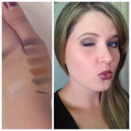 "Stila ""In The Know"" Palette + Pixi Lip & Line Review .."