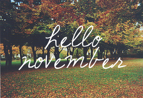 Advertising for small businesses & blogs in November!