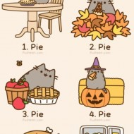 Happy Thanksgiving!  Bring On The Pie!