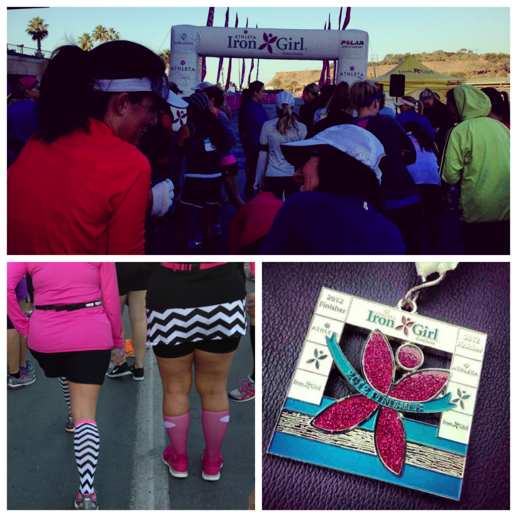 Iron Girl 10k Del Mar 2012