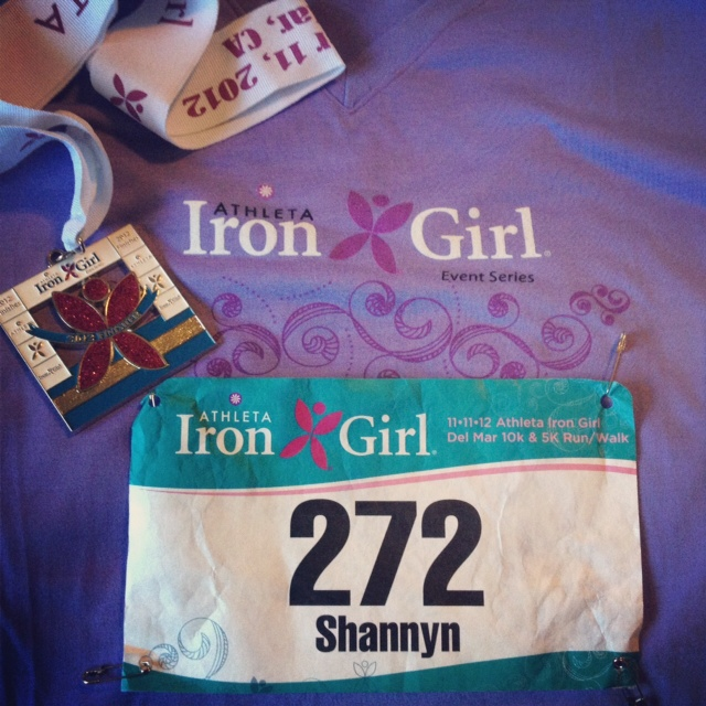 Iron Girl Del Mar Review