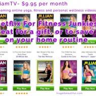 Frugal Fitness Review:  GaiamTV (Instant Yoga, Health & Jillian Michaels Body Revolution!)