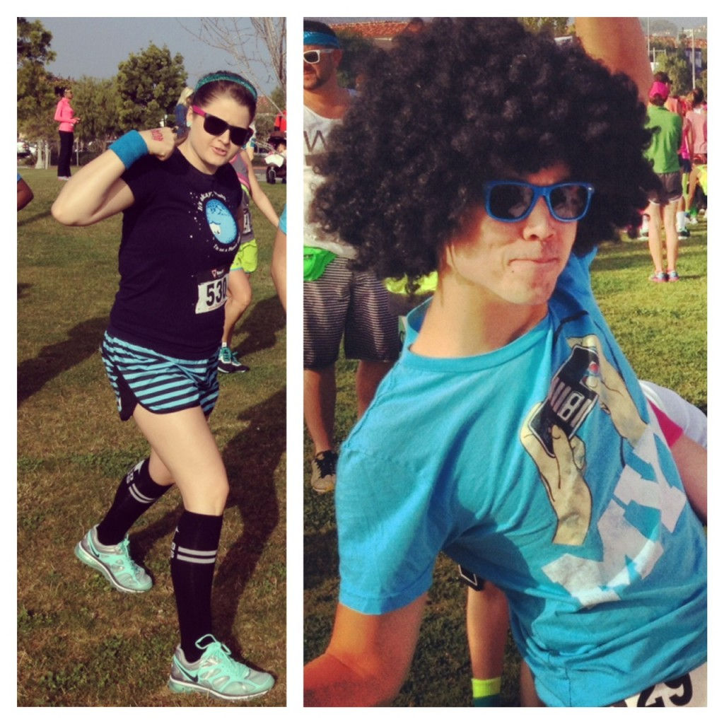 Race Recap Retro Run