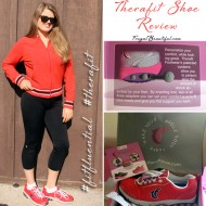 Shoe Addict:  Therafit Shoes (Athletic/All Day Wear) Review
