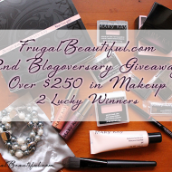 2 Year Blogoversary $250 Makeup Giveaway