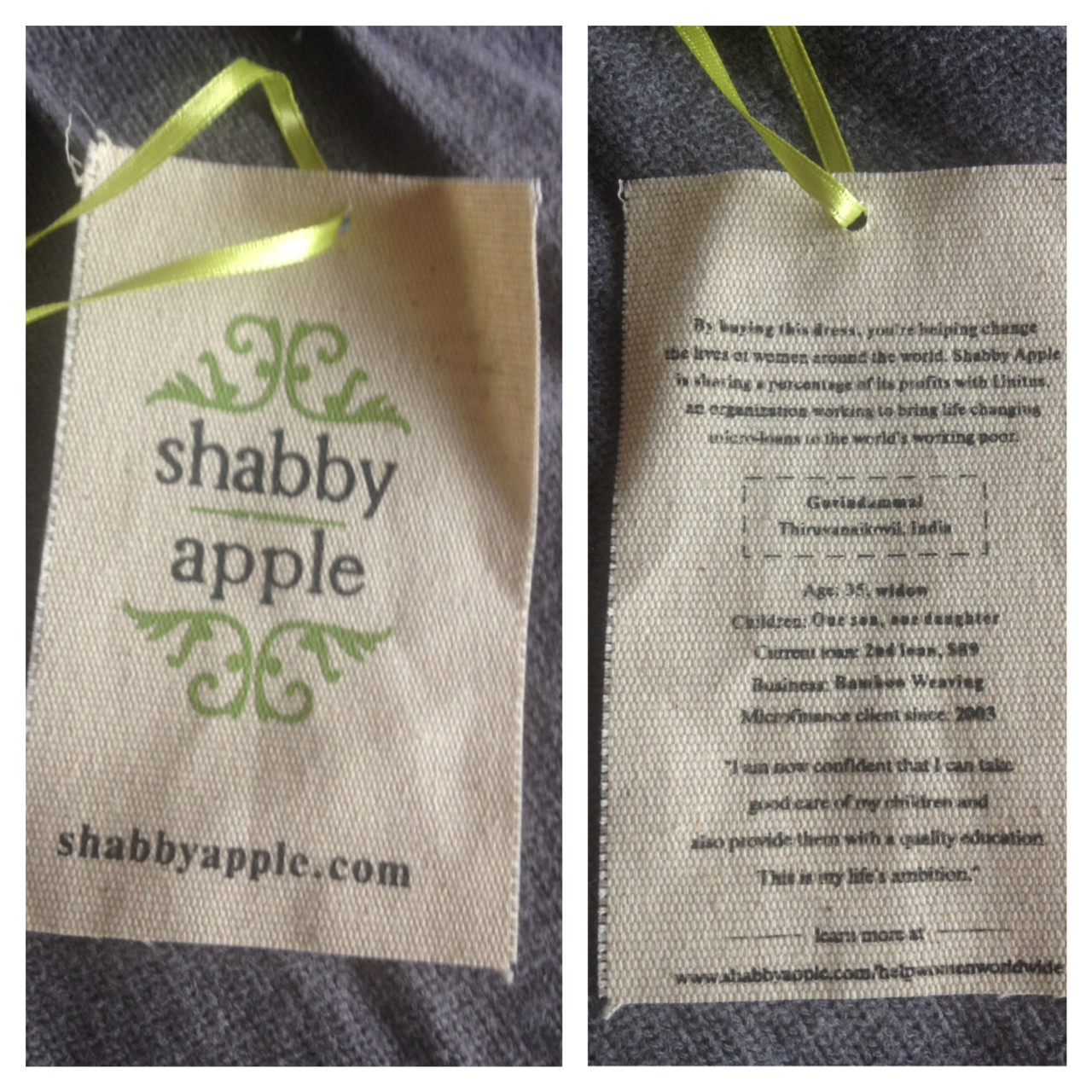 Shabby Apple Blog Giveaway