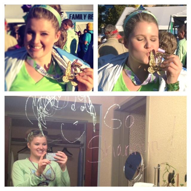 Tinker Bell Half Marathon 2013 Race Recap 4