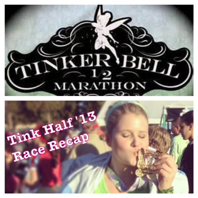 Tinker Bell Half Marathon Race Recap 2013