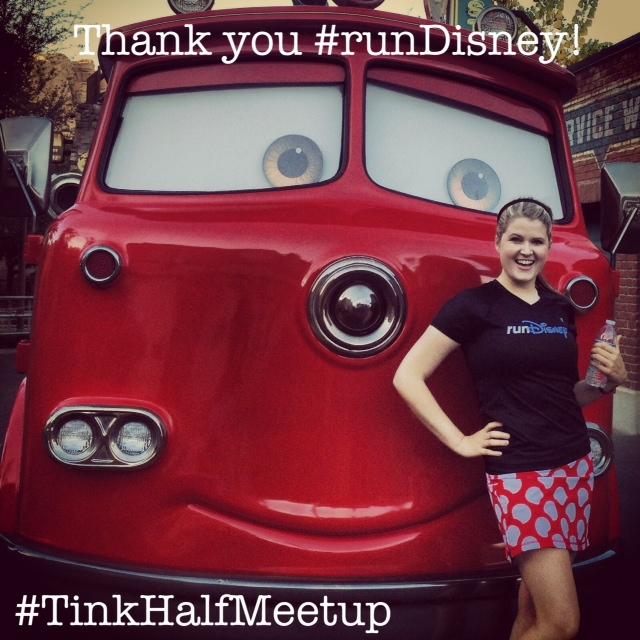 Tinker Bell Half Marathon Weekend 2013