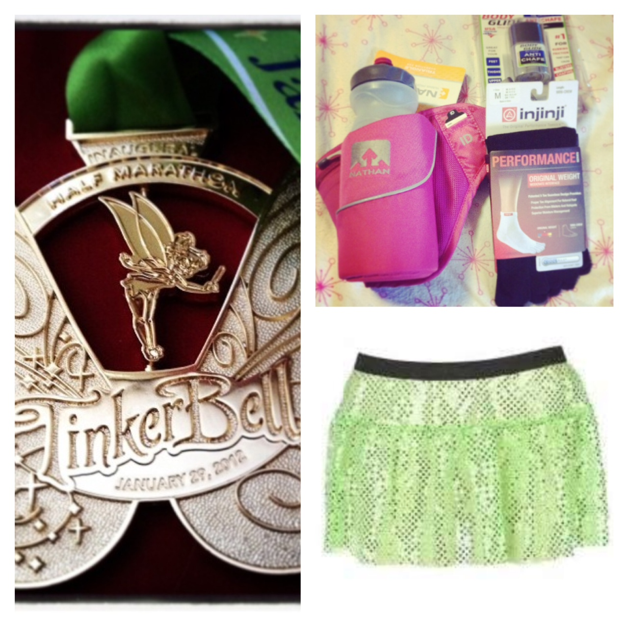 Training for the Tinkerbell Half Marathon