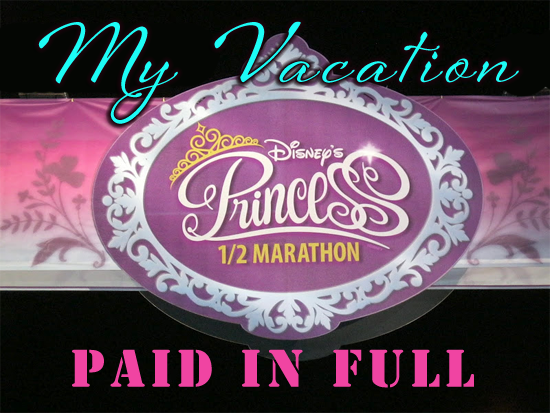 paying for a disney vacation