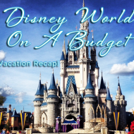 Disney World On A Budget Vacation Recap