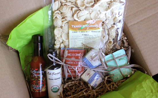 Tasting Box Gourmet Spotting Review