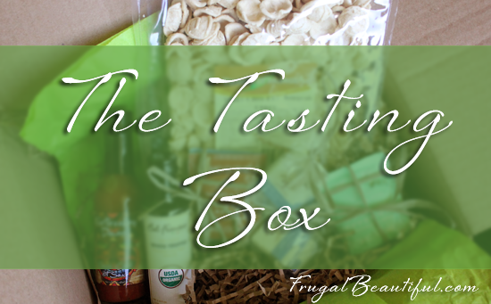 The Tasting Box Review 1