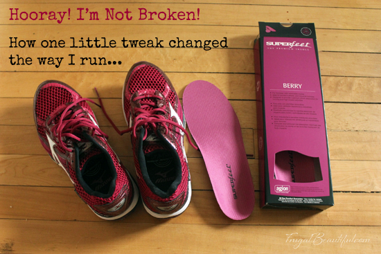 Can Running Insoles Change The Way You Run?  Fleet Feet Insoles Saved My Step