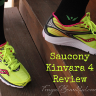 Running Gear Review: Saucony Kinvara 4 Review