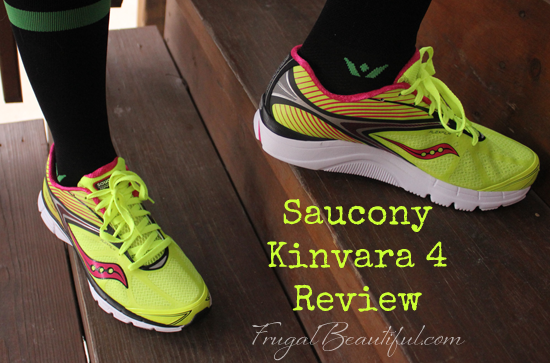 Need a new pair of running shoes?  I take the Saucony Kinvara 4s for a spin