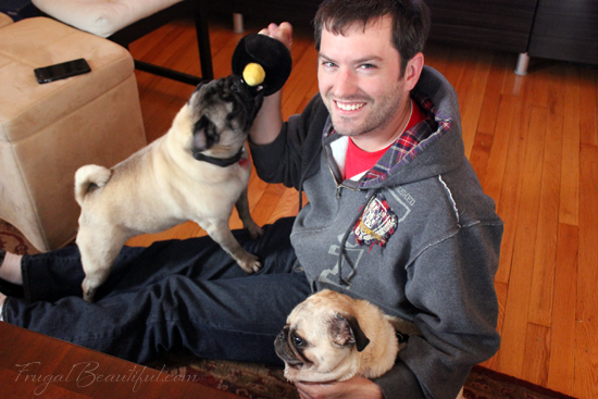 Pug Rescue Fundraiser- Make A Difference!