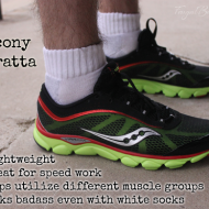 Saucony Virratta Review (Manly Version)